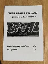 Petit Peuple Pailladin 03