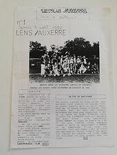 Ultras Auxerre Déplacement 01