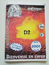Le Goujon Frétillant 40