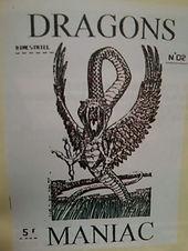Dragons Maniac 1993  02