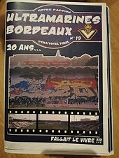 Ultramarines Bordeaux 19