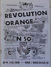 Révolution Orange 50