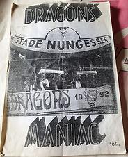 Dragons Maniac 1998 01
