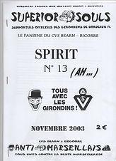 Spirit 13
