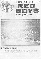Red Boys Magasine 02