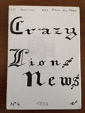 Crazy Lions News 04