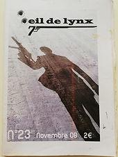 Oeil de Lynx 23