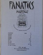 Fanatics Massilia 12