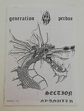 Génération Perdue 01