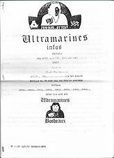 Ultramarines Infos 11