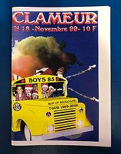 Clameur 18