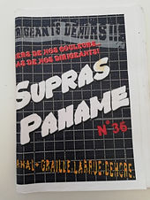 Supras Paname 36
