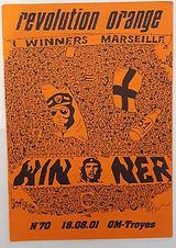Révolution Orange 70