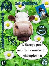 Le Goujon Frétillant 65