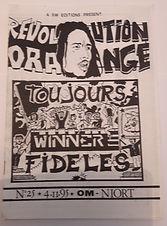 Révolution Orange 25