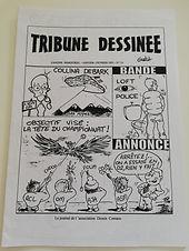 Tribune Dessinée 2003 01