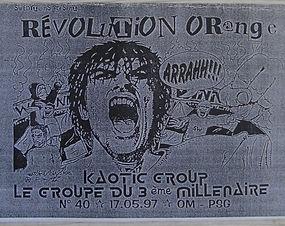 Révolution Orange 40