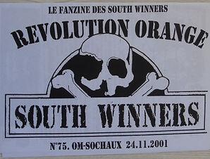 Révolution Orange 75