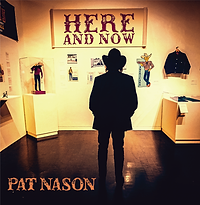 Here and Now cover art by Kassidy Hea; photography by Amanda Kinsey