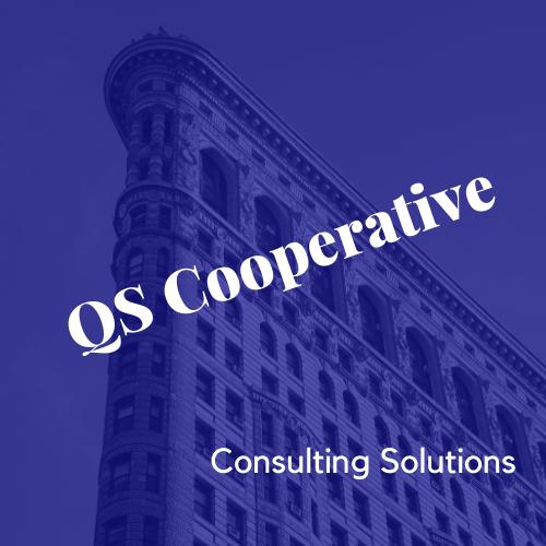 QS Co op logo
