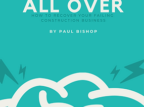 recover failing construction business