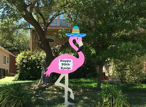 6' Flamingo