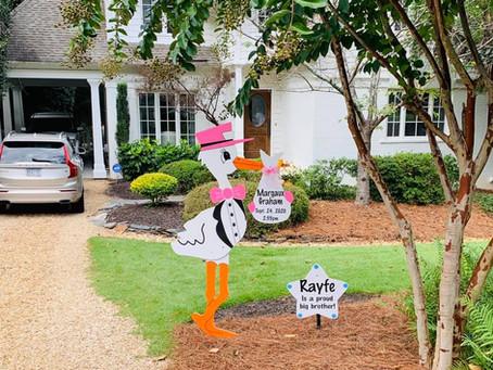 Stork Sign Rentals