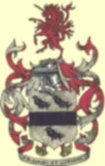 Cubberley FAmily Crest