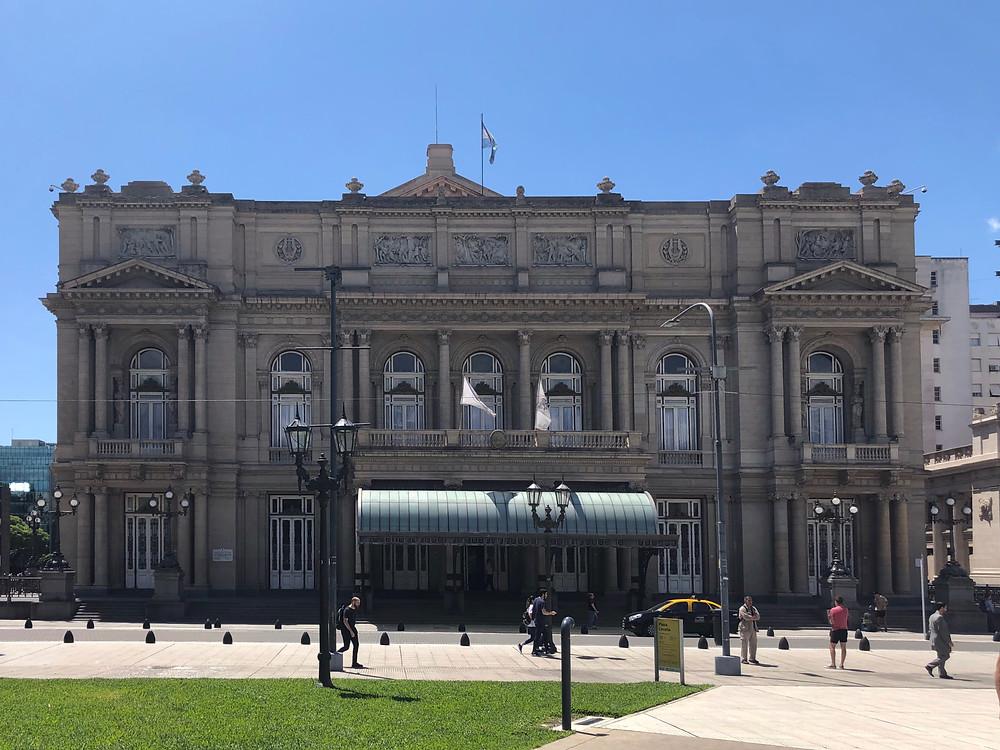 Visita Guiada Teatro Colón Buenos Aires