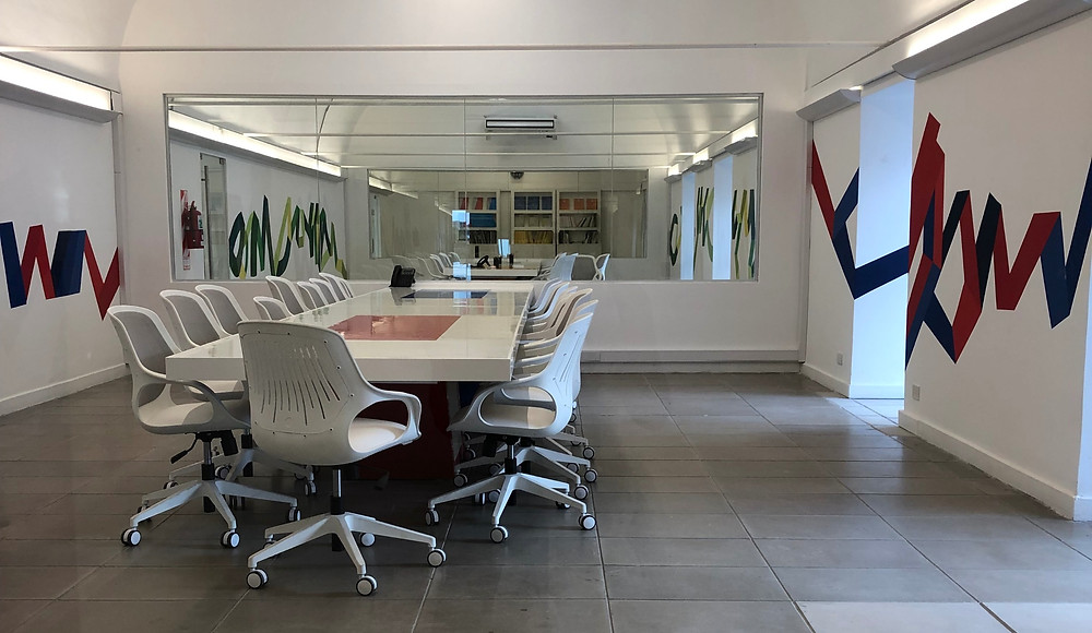 Coworking centro cultural Recoleta