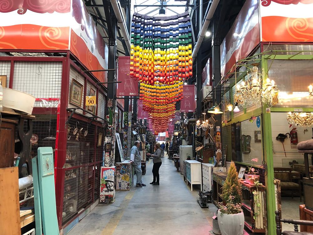 Mercado de Pulgas Buenos Aires