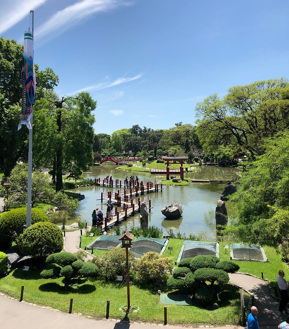 Mirador Jardín Japonés
