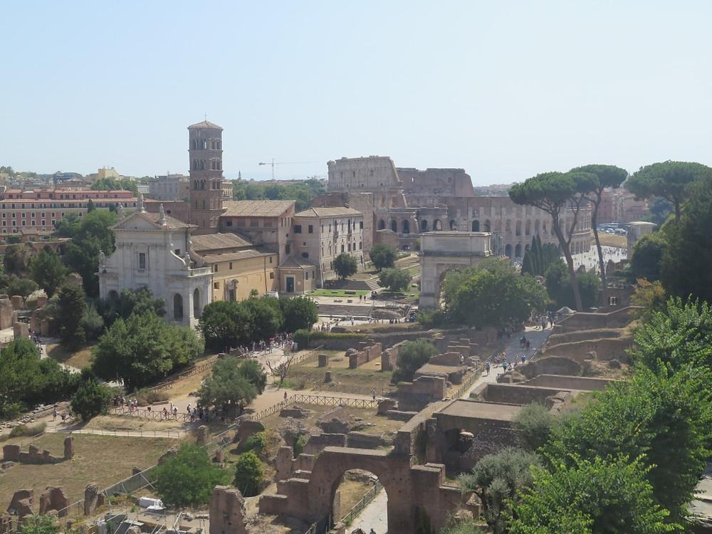 Qué ver en el Foro Romano