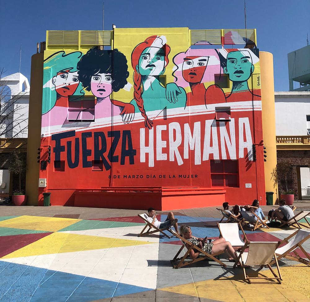 Centro Cultural Recoleta Buenos Aires
