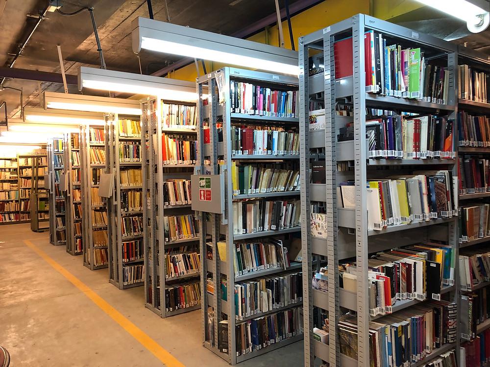 Biblioteca Nacional Buenos Aires