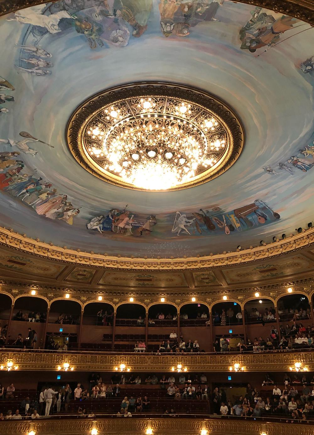 Teatro Colón Visita Guiada