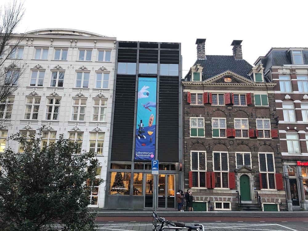 Qué ver en Amsterdam Rembrandthuis
