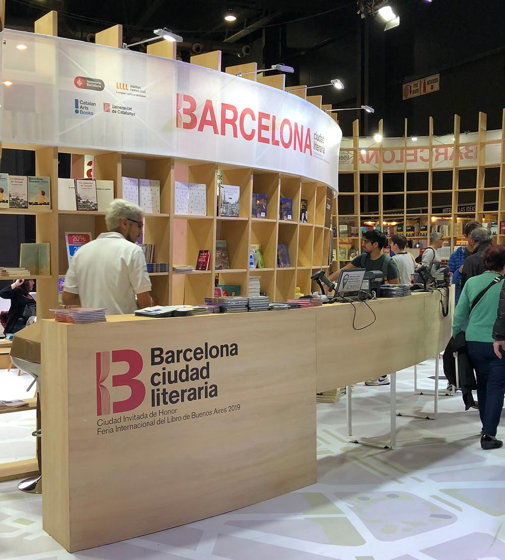 Barcelona Feria del Libro Buenos Aires