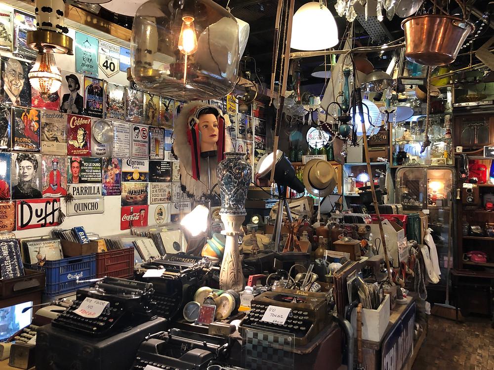 Lámparas antiguas Buenos Aires