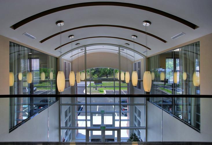 Rosedale Federal Savings & Loan Association HQ - Interior