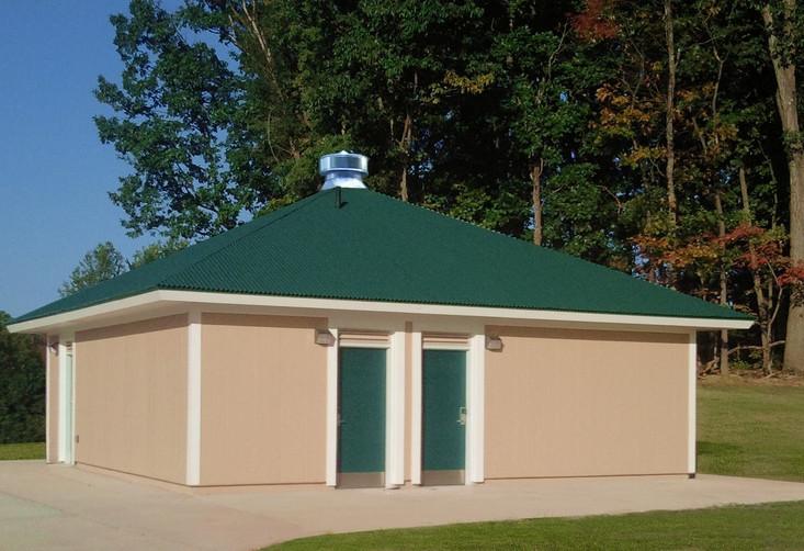 Western Regional Park Comfort Station