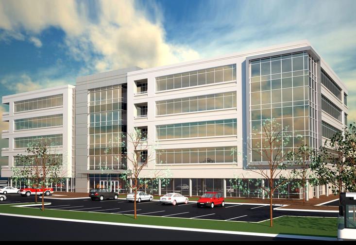Timonium Corporate Center II - Exterior