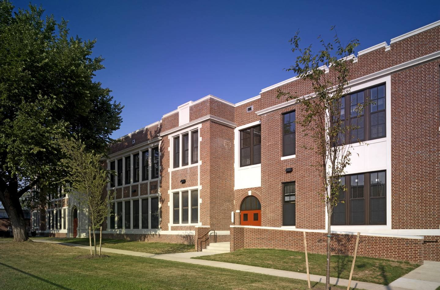 Highlandtown Elementary/Middle School - Exterior