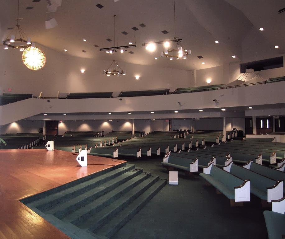 Woodstream Church - Sanctuary