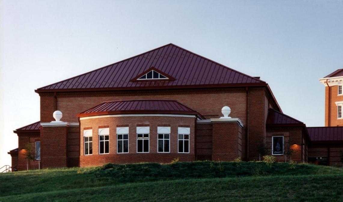 Mt de Sales Academy Sports Complex - Exterior