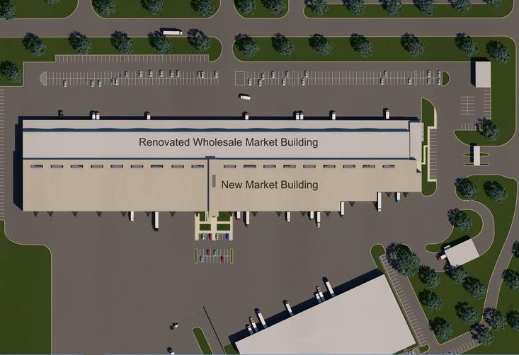 Wholesale Food Market - Site
