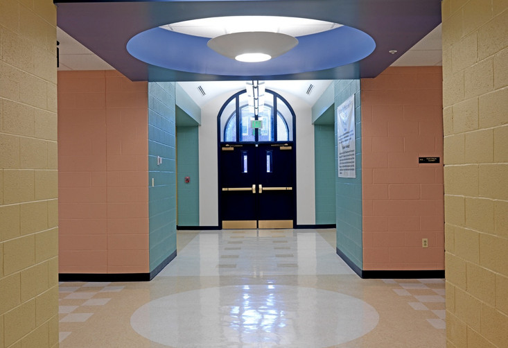 Highlandtown Elementary/Middle School - Interior