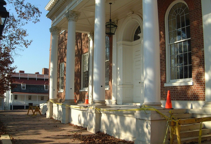 Maryland State House Renovations