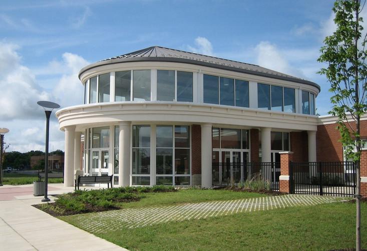 Forrest Tech Center - Exterior