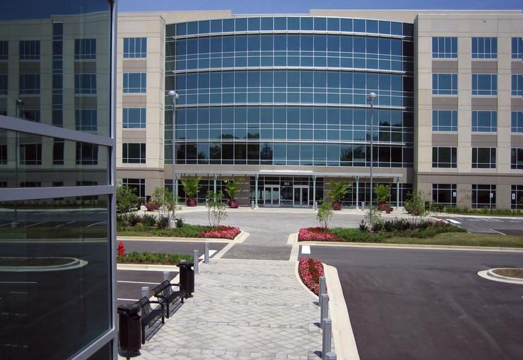 302 National Business Parkway - Exterior